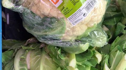 Biogroenten worden verpakt in plastic uit schrik voor sjoemelende klanten
