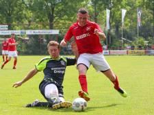 HC'03 delft onderspit in duel met FC Trias: 3-4