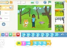 Une application gratuite pour apprendre aux enfants à programmer