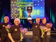 Biljarters sportploeg gemeente Steenwijkerland