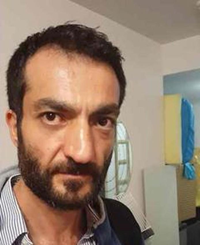 Slachtoffer Selim Esen.