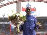 Cherono wint marathon Amsterdam in razendsnelle tijd