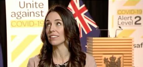 Aardbeving in Nieuw-Zeeland, terwijl premier live op tv is