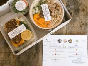 Testé pour vous: une semaine de plats détox tout préparés