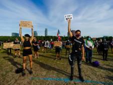 Demonstratie Black Lives Matter in Enschede met maximaal 500 demonstranten