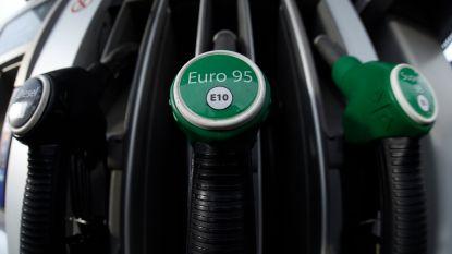 Benzine iets goedkoper en diesel opnieuw duurder vanaf morgen