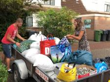Eerste duizend kilo kroonkurken afgeleverd, nog 249.000 kilo te gaan voor Sven