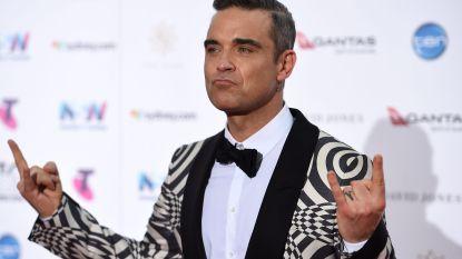 Nog altijd een 'bad boy': Robbie Williams heeft zijn eigen wietkwekerij, en die kreeg hij van zijn vrouw