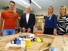 Merwedeschool Hardinxveld opent Techloods om leerlingen enthousiast te maken voor techniek