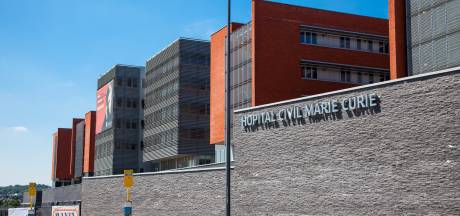 Fausse alerte au coronavirus à l'hôpital Marie Curie de Lodelinsart