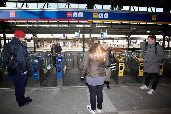 Station Nijmegen.