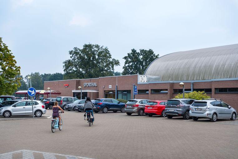 De sporthal in Keerbergen is voor onbepaalde tijd gesloten.