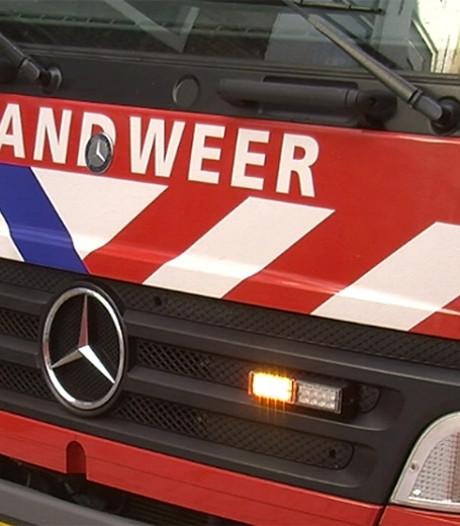 Brandweer rukt uit voor gloeiende gaskachel in Middelburg