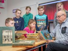 Stamperiusschool bezit eindelijk boeken van Stamperius