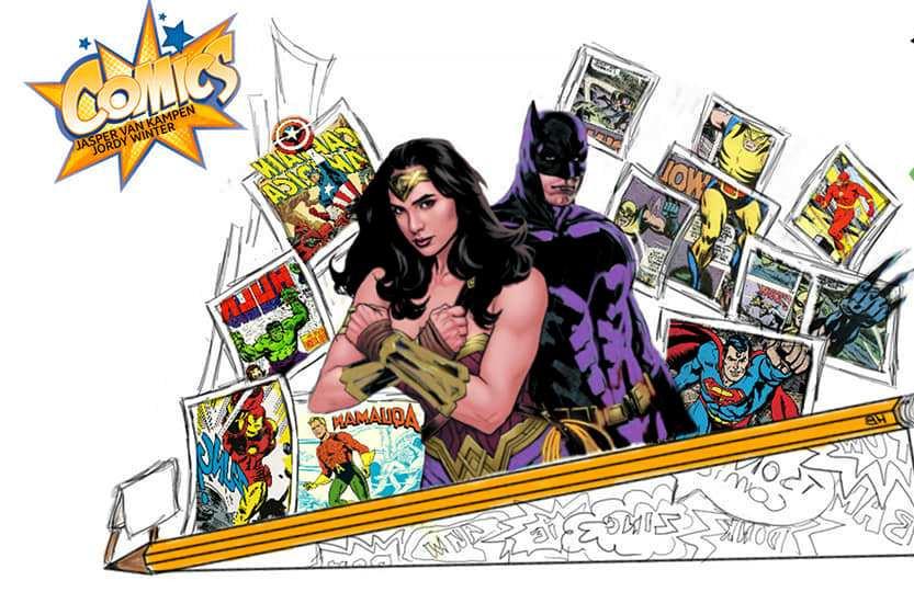 Fulnaho - Comics