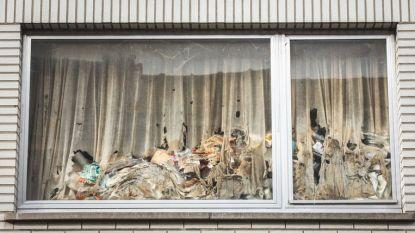 Opruimwerken in vuilste huis van Sint-Amandsberg gaan onverminderd voort
