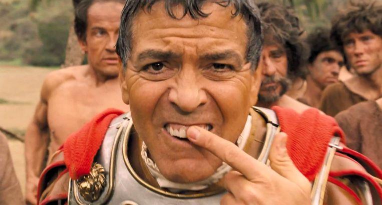 George Clooney als de dommige Baird Whitlock. Beeld