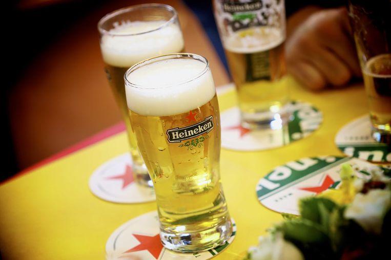 Jongeren drinken steeds meer alcohol, waarschuwt Marco Brugmans van VeiligheidNL. Beeld anp