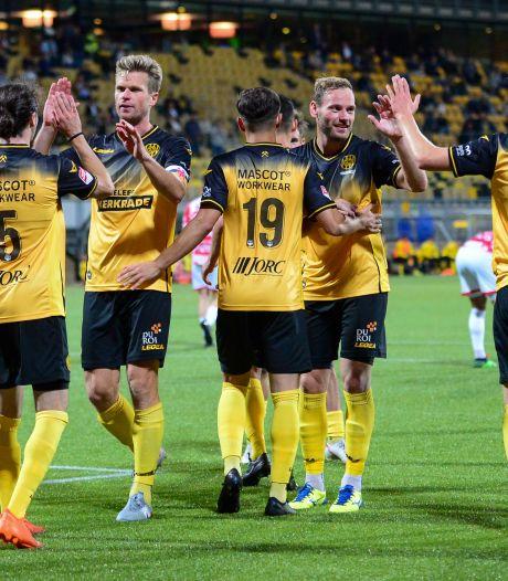 Samenvatting: Roda JC Kerkrade - FC Dordrecht