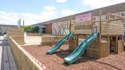 Ring Shopping opent buitenterras met strandstoelen, speelplein en petanquebanen