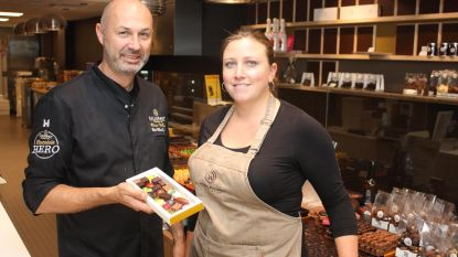 Chocolaterie Willems opgenomen in speciale Gault&Millau