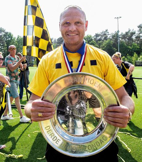 Joseph Oosting verlengt bij Vitesse