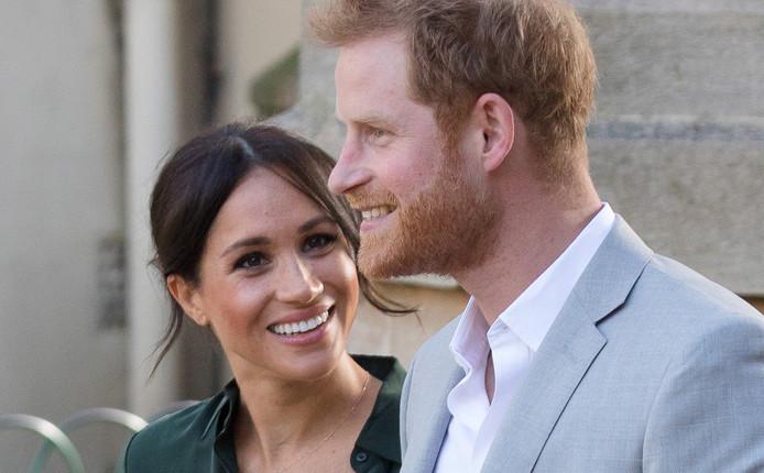 Meghan en Harry verwachten een kindje.
