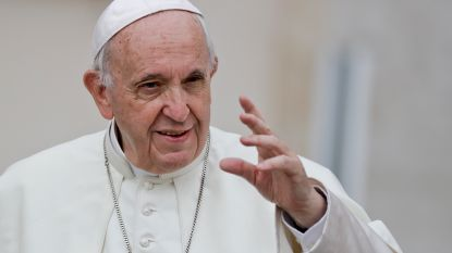 """Paus Franciscus: """"Seks is een geschenk van God"""""""