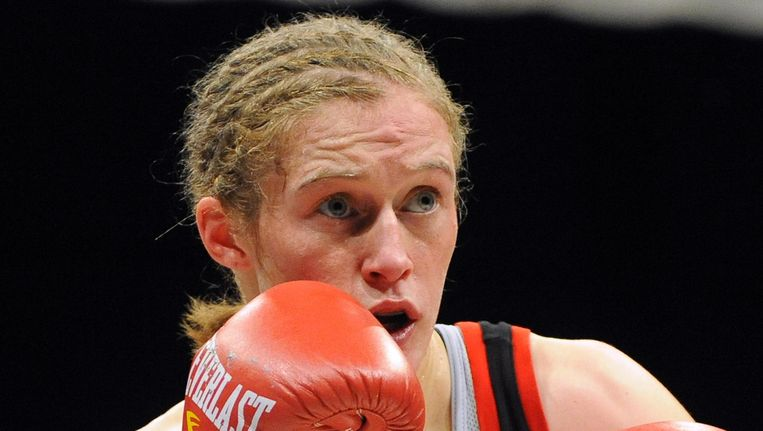 Delfine Persoon haalde het ruimschoots voor Bart Swings en Sven Nys en kan binnenkort ook nog Sportvrouw van het Jaar worden.