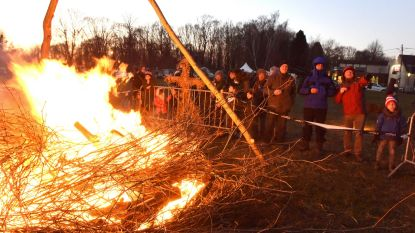 Nu zondag walmenbrand op de Bosberg