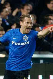 VIDEO: Vormer de gevierde man bij ruime zege Club Brugge