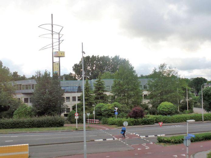 Het oude era-pand aan de Eerste Stationsstraat in Zoetermeer maakt plaats voor een woontoren.
