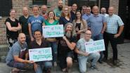 Vriendengroep van Marnic Vanderstichelen zamelt 18.000 euro in voor het goede doel