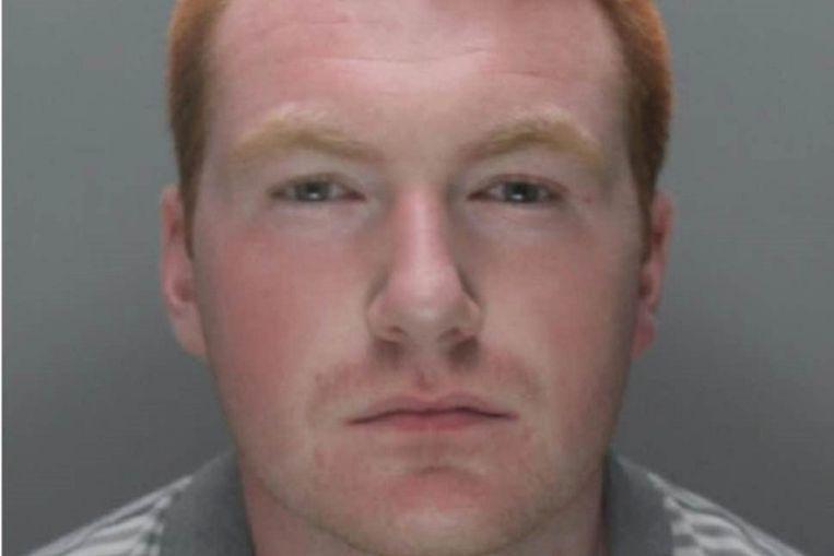 Daniel Burdett wist vijf jaar lang uit handen van de politie te blijven.