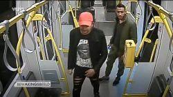 Wie herkent deze twee mannen die jonge vrouw op tram 4 in Gent aanrandden?