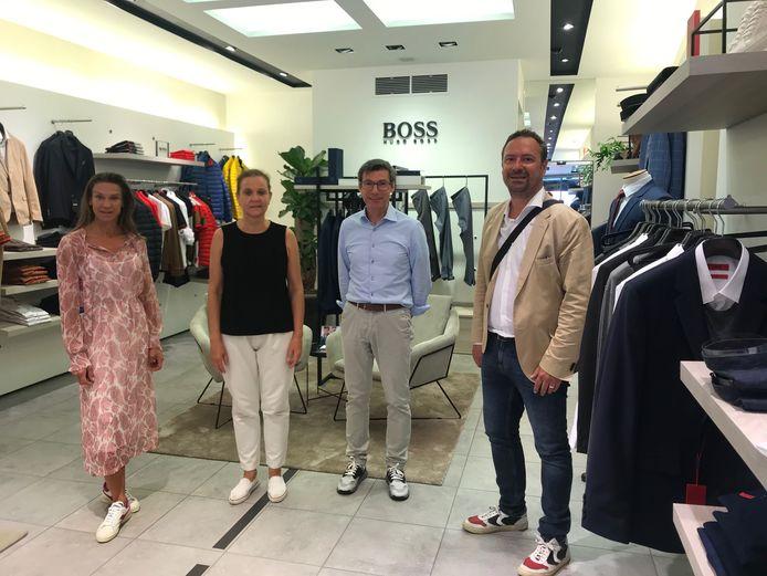 Boss by Parallax is na dertig jaar de nieuwe naam van de bekende Parallax-winkel in Brugge.
