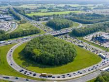 Minister: extra viaduct en verbreding A1 om fileknooppunt A1/A30 veiliger te maken