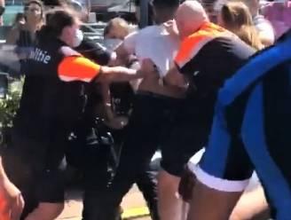 Parket vraagt 8 maanden cel voor man die zich weerspannig gedroeg tegenover politie bij arrestatie voor niet-correct dragen van mondmasker