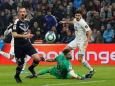 Marseille maakt achterstand tegen Bordeaux goed