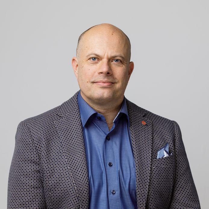 Mark de Koning, PvdA-raadslid.