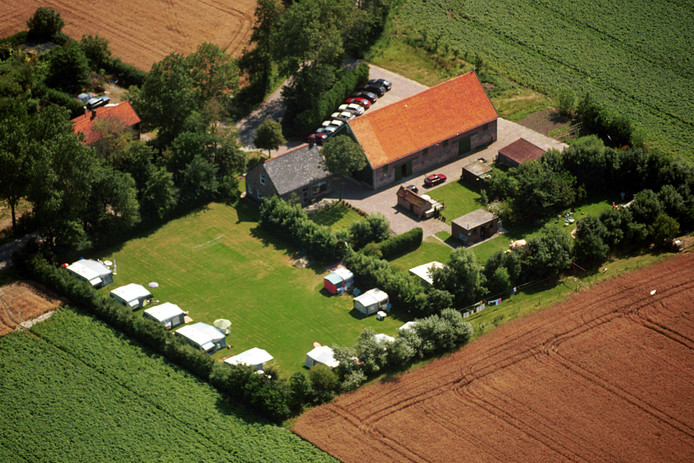 Een minicamping In de gemeente Veere.