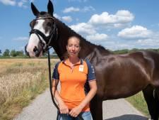 Lucie Louws uit Oostkapelle tevreden met haar debuut in de wereldbeker