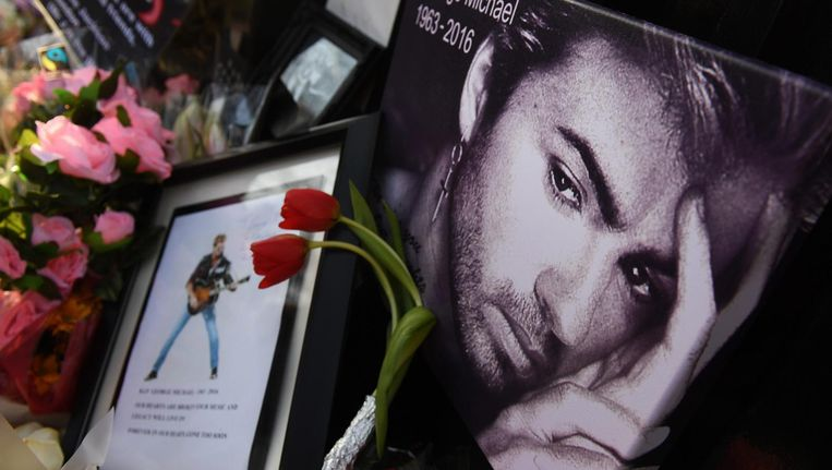 Het tribute aan George Michael in Paradiso wordt live uitgezonden op internet Beeld ANP