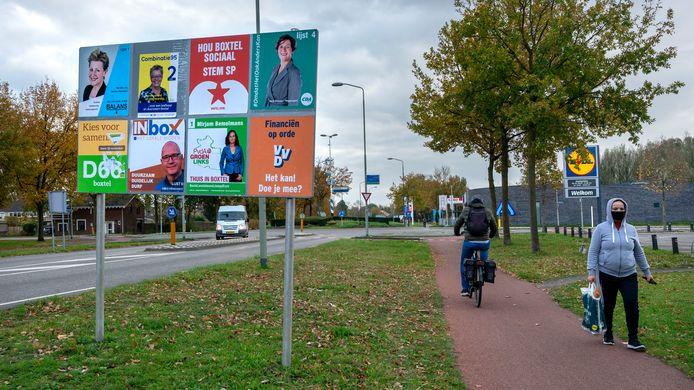 Christien van Schijndel komt met voorkeur in de raad voor Combinatie95. Dat lukte de Essche ook al in 2018 in Haaren.