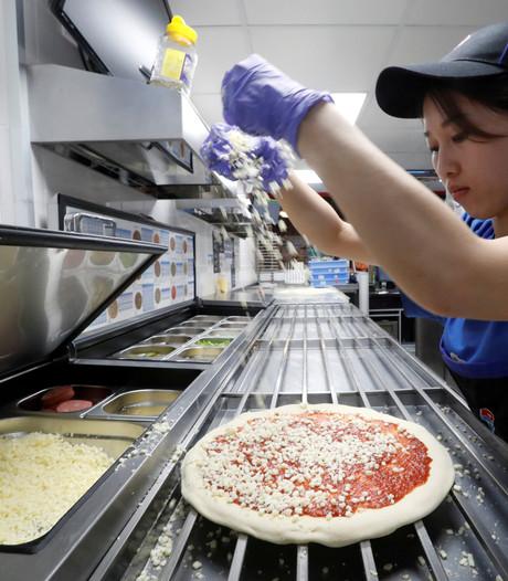 Domino's Pizza in Bodegraven over drie weken open