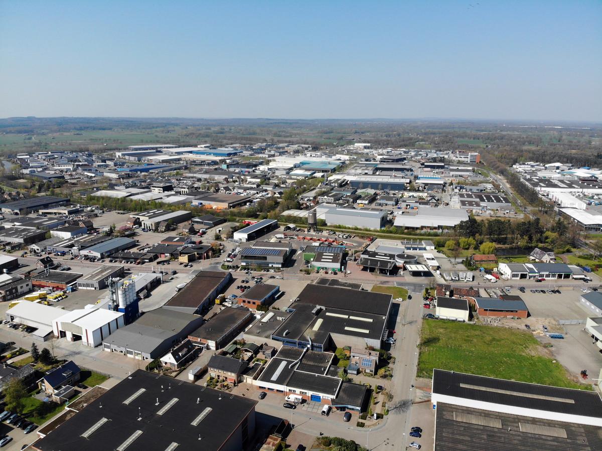 Industrieterrein De Mors.