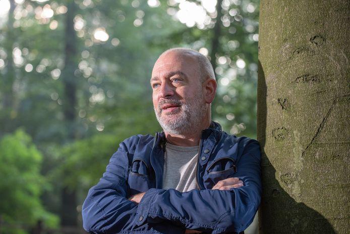 Jeroen Denaeghel, deelnemer aan de eerste editie van 'Big Brother'.