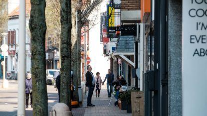 """Winkels openen in autoluwe Paalstraat: """"We zullen tijdelijke maatregel constant evalueren"""""""