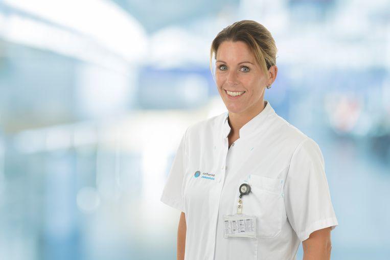 Nathalie Ververs van het Catharina Ziekenhuis in Eindhoven. Beeld null
