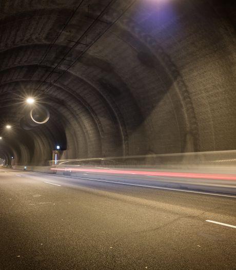 Tunnel richting Terneuzen weer deels open